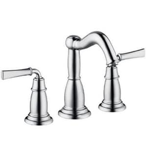 Hansgrohe Tango™ 1.5 gpm Double Lever Handle Widespread Lavatory Faucet H04270