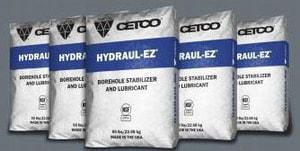 Cetco Hydraul-EZ® Bentonite Drill Flood CHYDRAULEZ