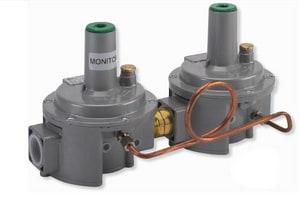 High Desert Sales 3/4 in. 1155 Cfh Gas Pressure Regulators PF30052