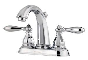 Pfister Portola™ Double Handle Centerset Lavatory Faucet PGT48RP0