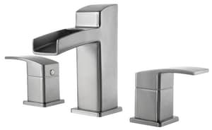 Pfister Kenzo™ Widespread Lavatory Faucet with Lever Handles PGT49DF0