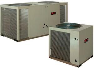 Trane 120000 BTU 10 Tons 230 V Relia Single Comp Split System Heat Pump TTWA120D30RA
