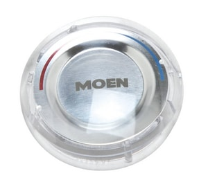 Moen Single Knob Handle Tub and Shower Insert Kit in Clear M98036M6