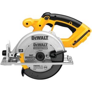 DEWALT 6-1/2 in. 18V Circular Saw (Less Cord) DDC390B