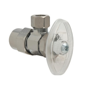 Brass Craft CPVC Complete Angle Stop BPR19X