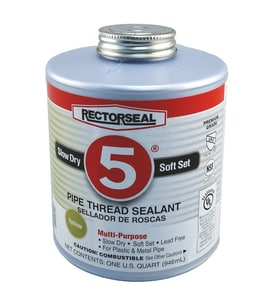 Rectorseal No. 5® Pipe Compound Yellow REC25
