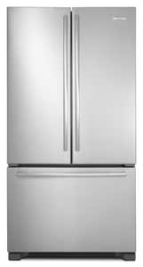Jennair 22 CF 72 in. Cabinet Depth French Door Refrigerator JJFC2290VE