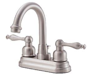 Danze Sheridan™ Double Lever Handle Centerset Lavatory Faucet DD301255