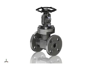 Vogt Valves 150# Forged Steel Flanged Bolted Bonnet Globe Valve V473