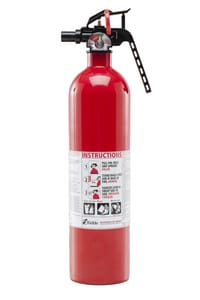 Kidde Safety Disposable Fire Extinguisher K466142