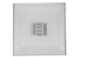 Proselect Perforated T Bar Supply with Seis Tab PSPCBSST