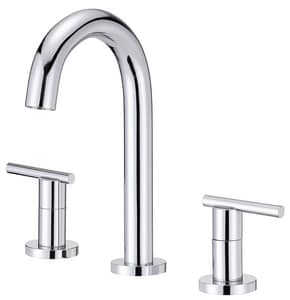 Danze Parma™ Mini Widespread Lavatory Faucet with Double Lever Handle DD304558