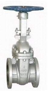 Neway Valve 150# Carbon Steel Flanged Outside Stem and Yoke Gate Valve NG1RA8