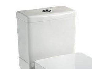 Mirabelle® Winter Haven® 1.6 gpf Toilet Tank MIRWH200WH