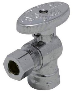 PROFLO® 3/8 in Lever Handle Angle Supply Stop Valve PFXQAT22