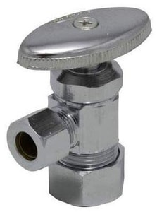 PROFLO® 5/8 in. OD Compact x 3/8 in. Compact Angle Stop PFXAC32