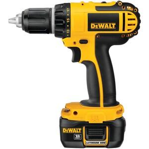 Dewalt 18V Cordless compact Drill Drive Kit DDCD760KL