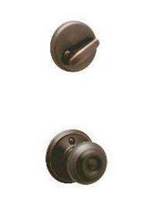 Schlage Lock Georgian 716 Fluorescent Lock Handleset SCH165667