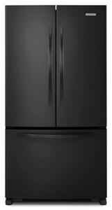 Kitchenaid Architect® 25 cf Refrigerator KKBFS25EW