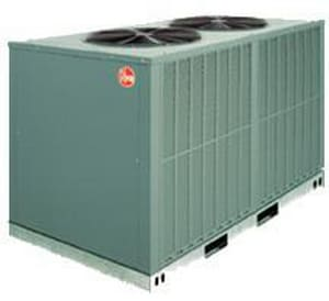 Rheem 10T Heat Pump 208/3 R410A RPWL120CAZ