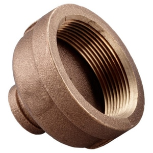 Merit Brass Brass Reducing Coupling BRLFRC