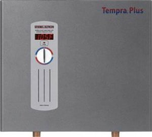 Stiebel Eltron Tempra® 240 V 12 kW Tankless Water Heater & Display STEM24PLUS