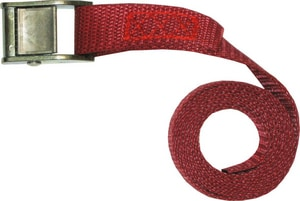 Rack-Strap Cinch Strap Red RCS1R4NH