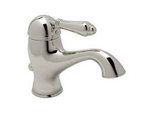 Rohl Viaggio 1-Hole 1.2 gpm Lavatory Faucet with Single Lever Handle RA3402LM2