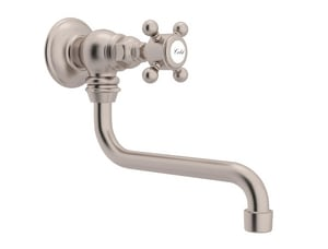 Rohl Italian Country Kitchen Pot Filler Faucet With Single