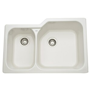 Rohl Allia 2-Bowl Kitchen Sink R6339