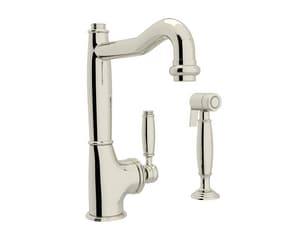 Rohl Michael Berman 11-5/32 in. Kitchen Faucet with Single Lever Handle RMB79262