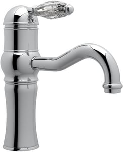 Rohl Acqui 1-Hole 1.2 gpm Lavatory Faucet with Single Lever Handle RA3672LC2