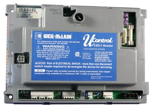 Weil Mclain U-Control W383600062