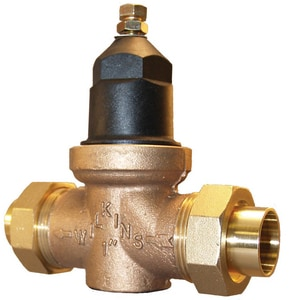 Wilkins Regulator Union x FNPT Pressure Reducing Valve WNR3