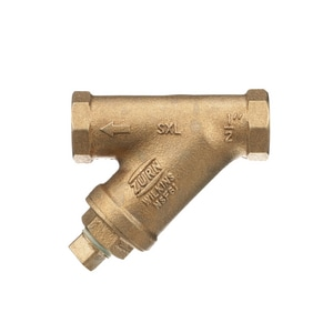 Wilkins Regulator 300 psi Bronze FNPT Wye Strainer WSXL