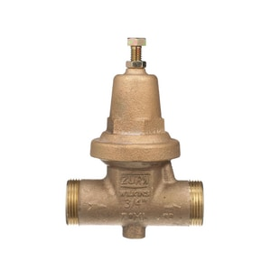 Wilkins Regulator Model 70XL Copper Pressure Reducing Valve W70XLDUC