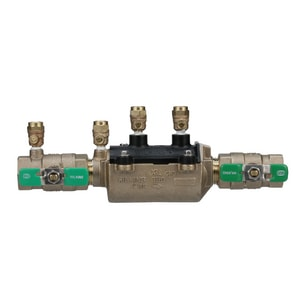 Wilkins Regulator Model 350XL Buna-N-Delrin®, Reinforced Nylon and Cast Bronze Threaded 175 psi Backflow Preventer W350XL