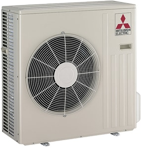Mitsubishi Electronics USA 26 SEER Outdoor Heat Pump MMUZFE09NA