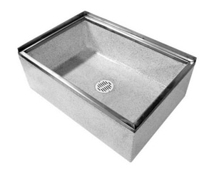 Stern-Williams 36 in x 36 in x 12 in Serviceptor Mop Service Sink SSB500