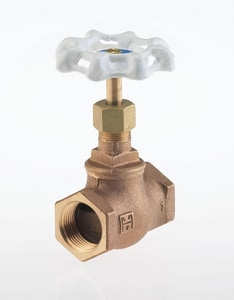 Milwaukee Valve UP502 Bronze Threaded Globe Valve MUP502