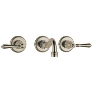 Brizo Tresa® Widespread Lavatory Faucet with Double Lever Handle D65836LF