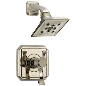 Brizo Virage® 2 gpm Thermostatic Shower Trim (Trim Only) DT60230