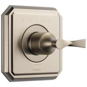 Brizo Virage® Thermostatic Valve Trim with Single Lever Handle DT66T030