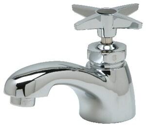 Zurn Industries AquaSpec® 2.2 gpm 1-Hole Lavatory Faucet with Single Four Arm Handle ZZ82702XL3M