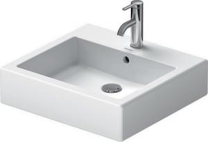 Duravit USA Vero™ 3-Hole Vessel Bathroom Lavatory Sink D045250301