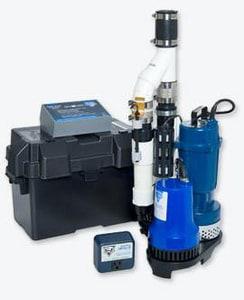 Glentronics 115 V Pair of Pumps GPSC22