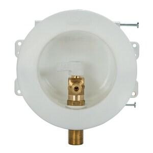 IPS Corporation 1/4 in. Sweat Mini Round Ice Maker Box I87989