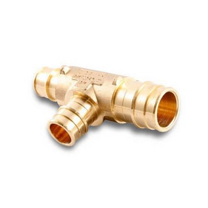 Uponor North America ProPEX® Brass PEX Tee ULF47