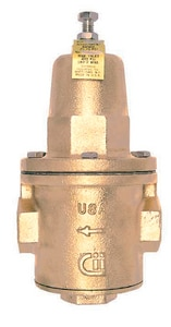 Apollo Conbraco 400# Bronze Flanged Water Pressure Reducing Valve A36HLF2001