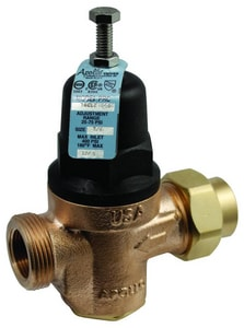 Apollo Conbraco 36CLF Series 75 psig Bronze Single Union NPT x NPT Pressure Reducing Valve A36CLF101